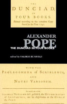 alexander pope the dunciad