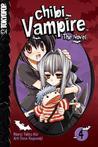 Chibi Vampire: The Novel Volume 4 (Chibi Vampire: The Novel (Tokyopop)) (v. 4)