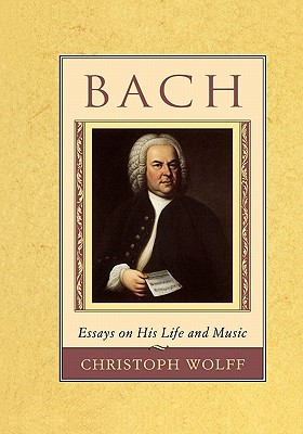 bach essay his life music Carl philipp emanuel bach: carl philipp emanuel bach, second surviving son of js and maria barbara bach, and the leading composer of the early classical period a precocious musician who remained successful, cpe bach was his father's true successor and an important figure in his own right.