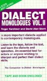 Dialect Monologues