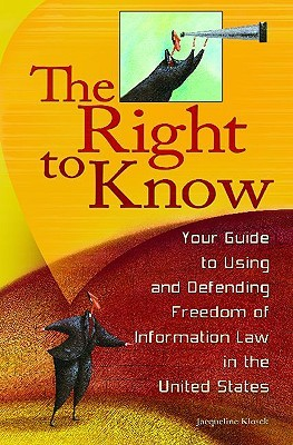 Right to Know by Jacqueline Klosek