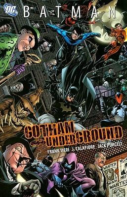 Batman by Frank Tieri