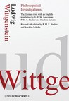 Philosophical Investigations by Ludwig Wittgenstein