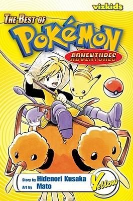 The Best of Pokémon Adventures by Hidenori Kusaka