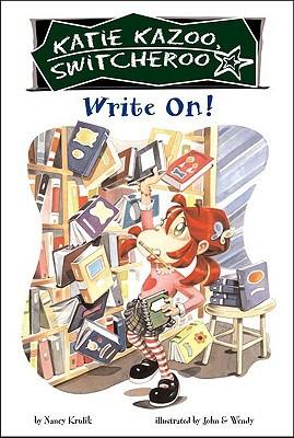 Write On! (Katie Kazoo, Switcheroo, #17)