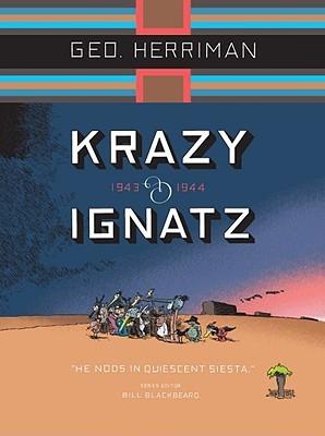 Krazy and Ignatz, 1943-1944: He Nods in Quiescent Siesta