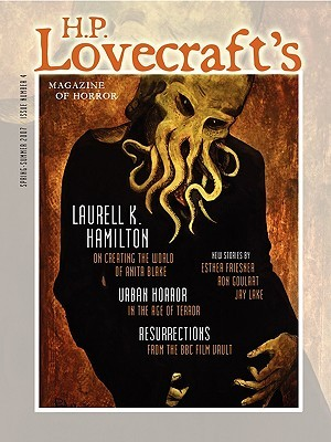 H.P. Lovecraft's Magazine of Horror #4