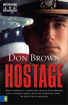 Hostage by Don     Brown