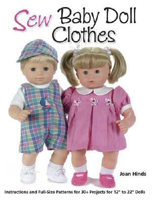 Sew Baby Doll Clothes Instructions And Full Size Patterns For 30