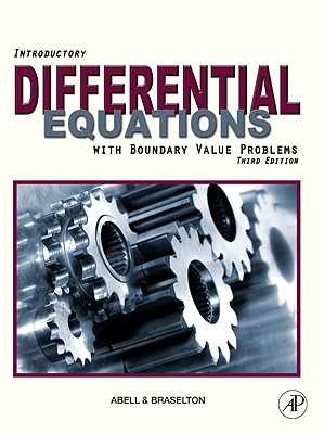 Introductory Differential Equations with Boundary Value Problems