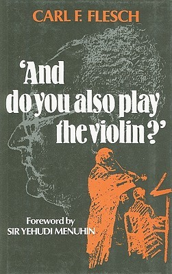 And Do You Also Play The Violin?