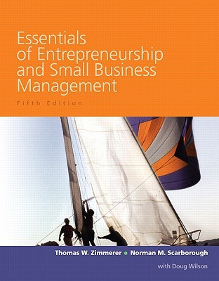 Essentials of Entrepreneurship and Small Business Management [with Business Feasibility Analysis Pro]