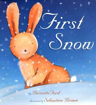 First Snow by Bernette G. Ford