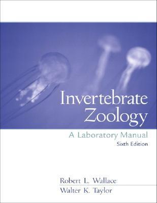 Invertebrate Zoology Lab Manual