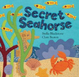 Secret Seahorse (Hide-And-Seek Books)