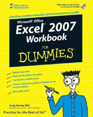 Excel 2007 Workbook For Dummies