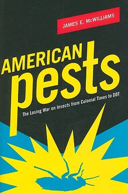 American Pests by James McWilliams