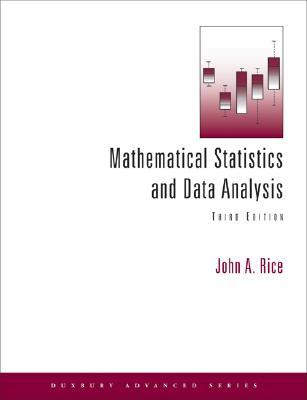 Mathematical Statistics and Data Analysis (with CD Data Sets)