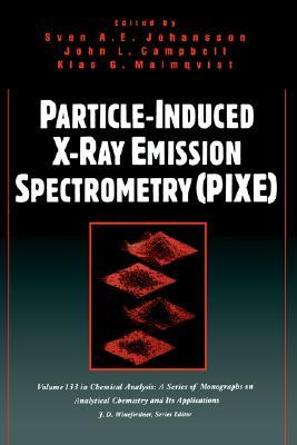 Particle-Induced X-Ray Emission Spectrometry