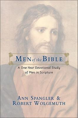 Men of the Bible: A One-Year Devotional Study of Men in Scripture por Ann  Spangler 002-5986239442 MOBI EPUB