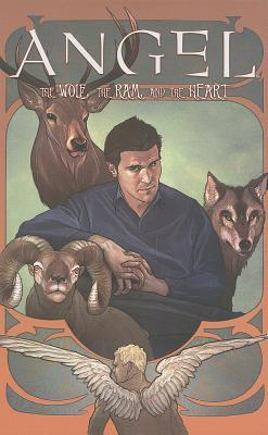 Angel, Volume 3: The Wolf, the Ram, and the Hart