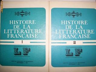 Histoire de la littérature française vol. 1 et 2