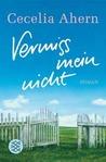 Vermiss mein nicht by Cecelia Ahern