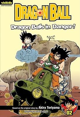 Dragon Ball: Chapter Book vol 2: Dragon Balls in Danger!