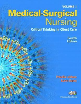 Medical Surgical Nursing Volumes 1 & 2, Package