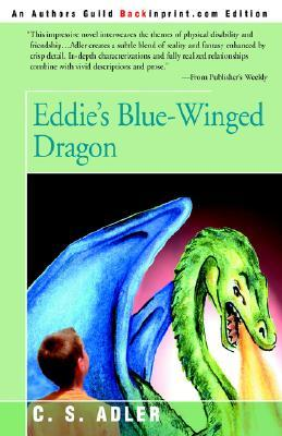 Eddie's Blue-Winged Dragon