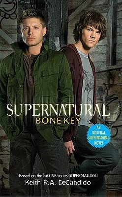 Bone Key by Keith R.A. DeCandido