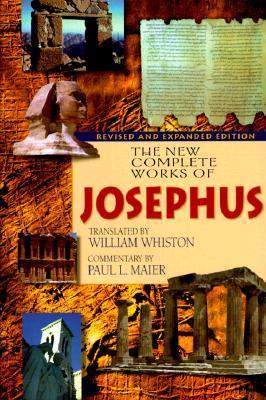 The New Complete Works of Josephus by Flavius Josephus