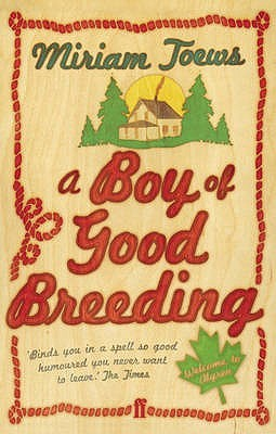 A Boy of Good Breeding