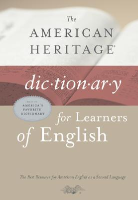 Dictionary book heritage american