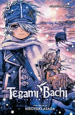 Tegami Bachi, Vol. 3: Letter Bee
