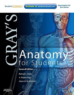 Ebook Gray's Anatomy for Students by Richard L. Drake PDF!