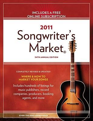 2011 Songwriter's Market DJVU PDF por Writer's Digest Books