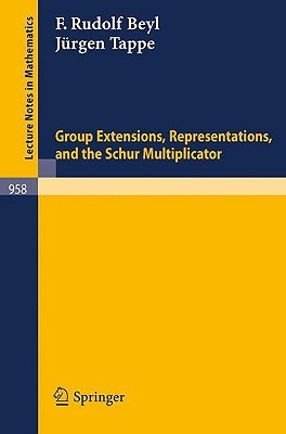 Group Extensions, Representations, and the Schur Multiplicator