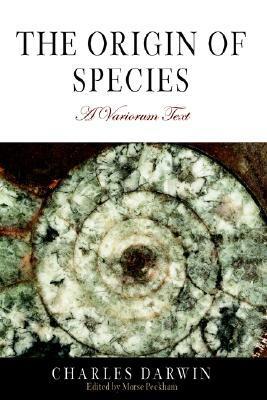 The Origin of Species: A Variorum Text