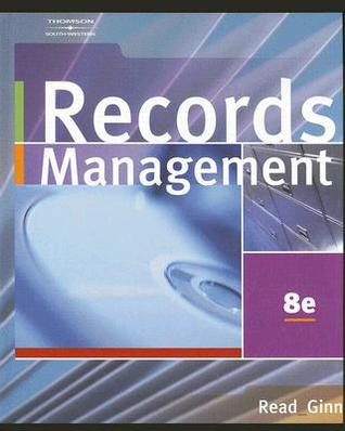 Records Management by Judy Read
