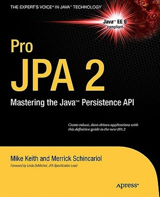 Pro JPA 2: Mastering the Java Persistence API PDF Free Download