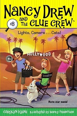 Lights, Camera . . . Cats! (Nancy Drew and the Clue Crew, #8)