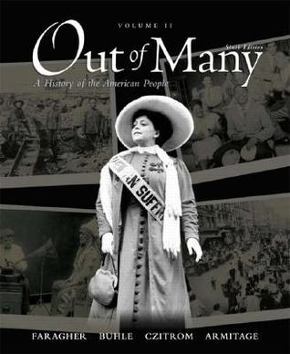 Out of Many, Volume II: A History of the American People [With CDROM]