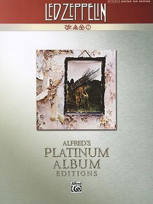 Alfred's Platinum Album Editions: Led Zeppelin IV