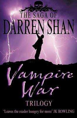 Vampire War Trilogy (The Saga of Darren Shan, #7-9)
