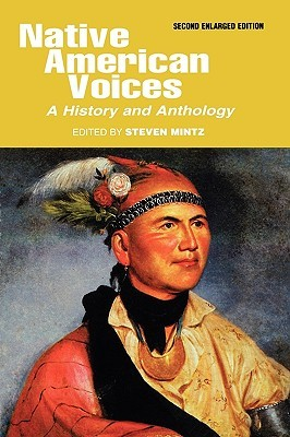 Native American Voices:A History & Anthology