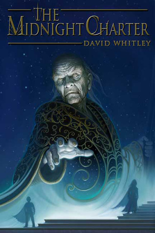The Midnight Charter (Agora Trilogy (Hardcover by David Whitley
