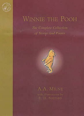 Winnie the Pooh: The Complete Collection of Stories and Poems(Winnie-the-Pooh 1-4)
