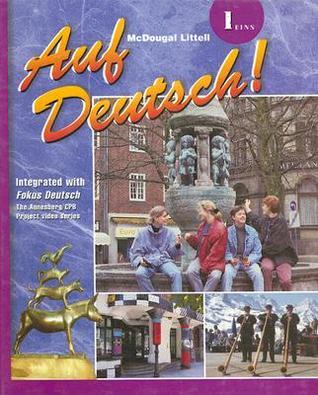 Auf Deutsch!: Student Edition Level 1 Level 1-Eins 2001