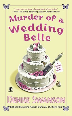 Murder of a Wedding Belle (A Scumble River Mystery, #12)